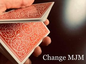 CHANGE MJM | 5 €