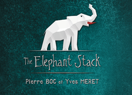 THE ELEPHANT STACK  | 64€