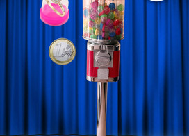 RING IN THE GUMBAL MACHINE | 527 €