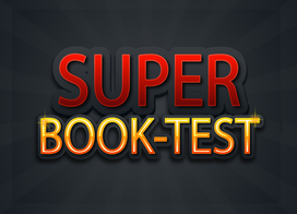 SUPER BOOK-TEST  | 40€
