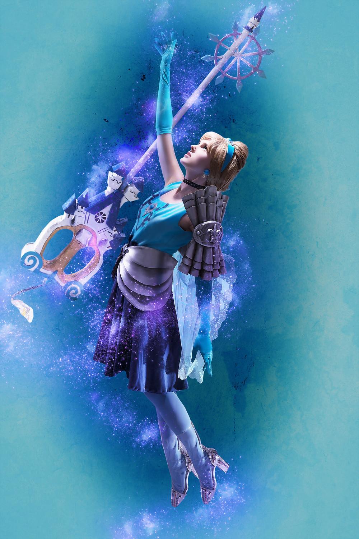 Keyblade Cinderella
