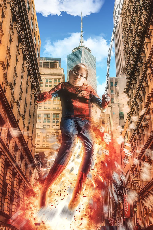 Daniel Spiderman