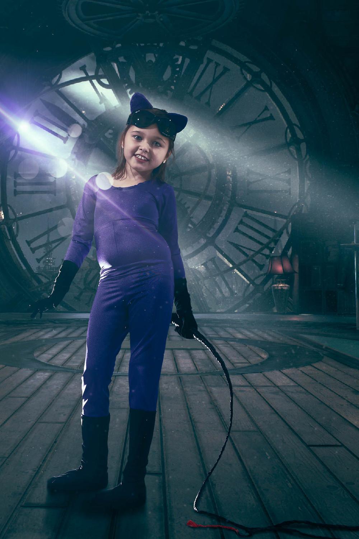 LEC Catwoman - Brynn