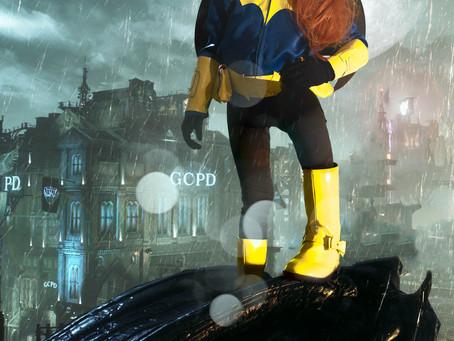 LEC Batgirl!