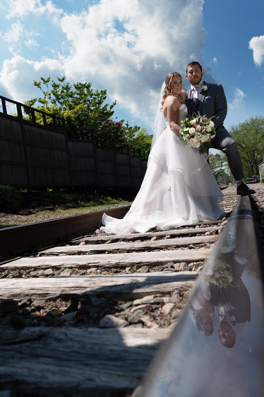 Railroad track classic