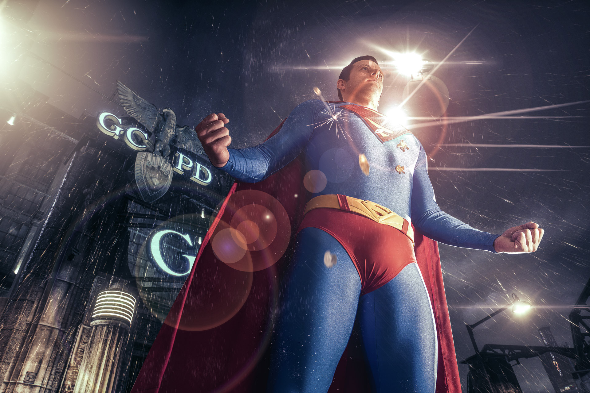 CosplayMagnolia Superman