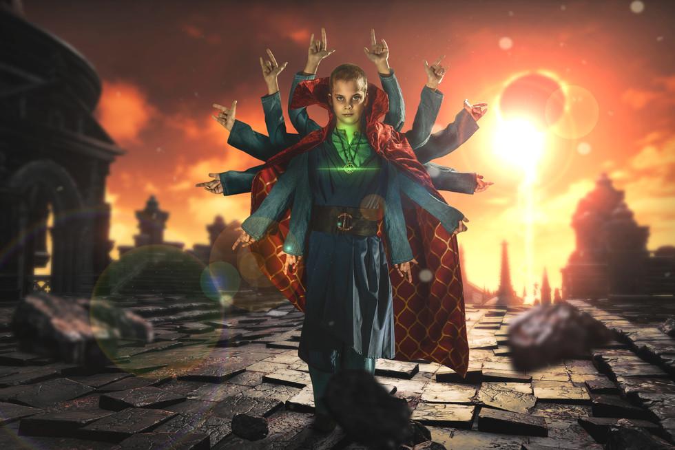 LEC Josh Doctor Strange
