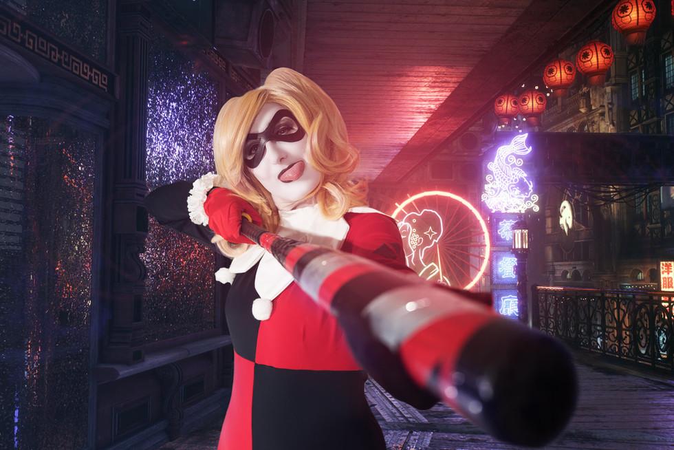 Harley Quinn Kyberknight