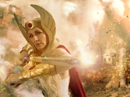 She-ra Cosplay by White Knight Cosplay