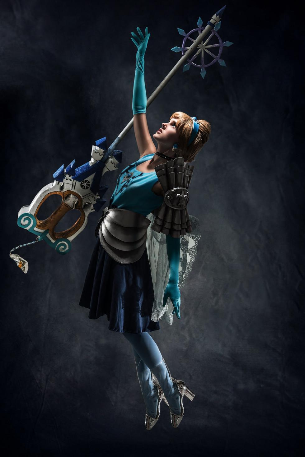 Sadie by Design Keyblade Cinderella