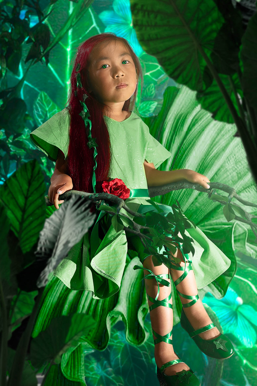 LEC Poison Ivy - Laila