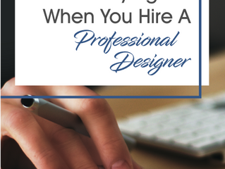 What You're Paying For When You Hire A Professional Designer