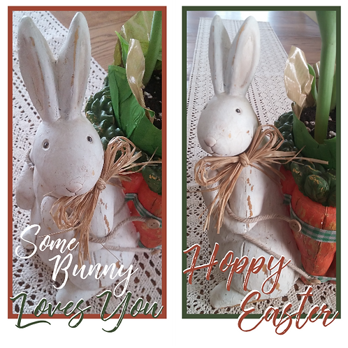 Easter Bunny Love Gift Tags