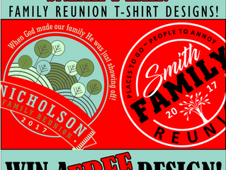 It's Family Reunion Time!
