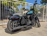 Sportster 1200 PlunderDog saddlebags