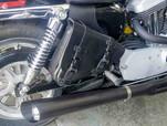 Sportster Custom PlunderDog Saddlebags