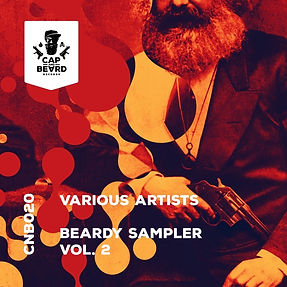 cap & beard records 020 peter lankton