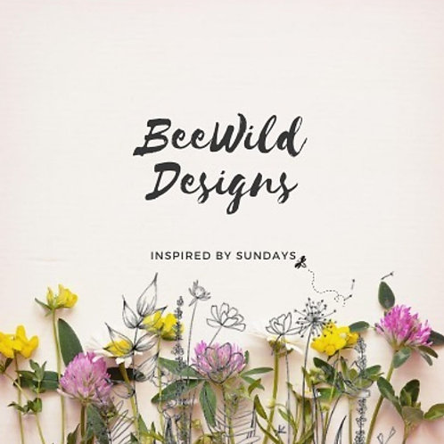 BeeWild Designs Greetings Cards