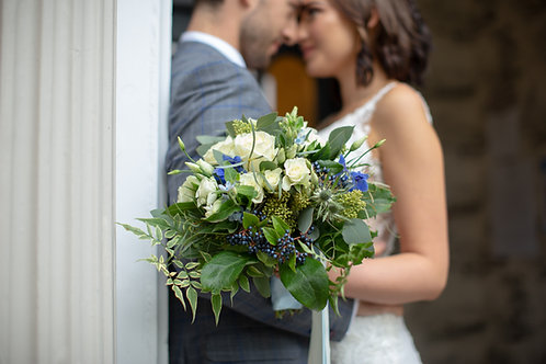 Elopement Wedding Flowers Package
