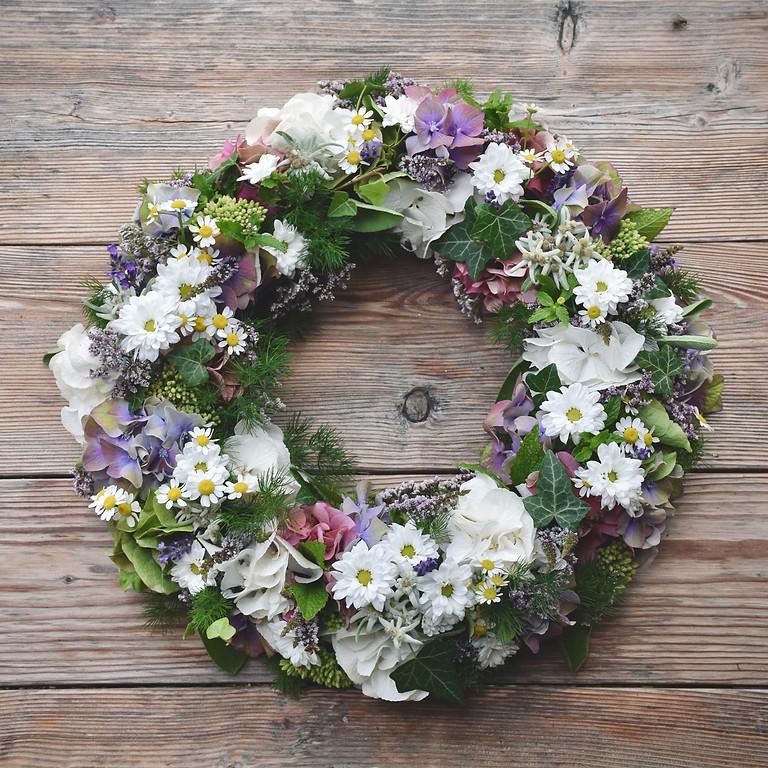 Table Wreath Class