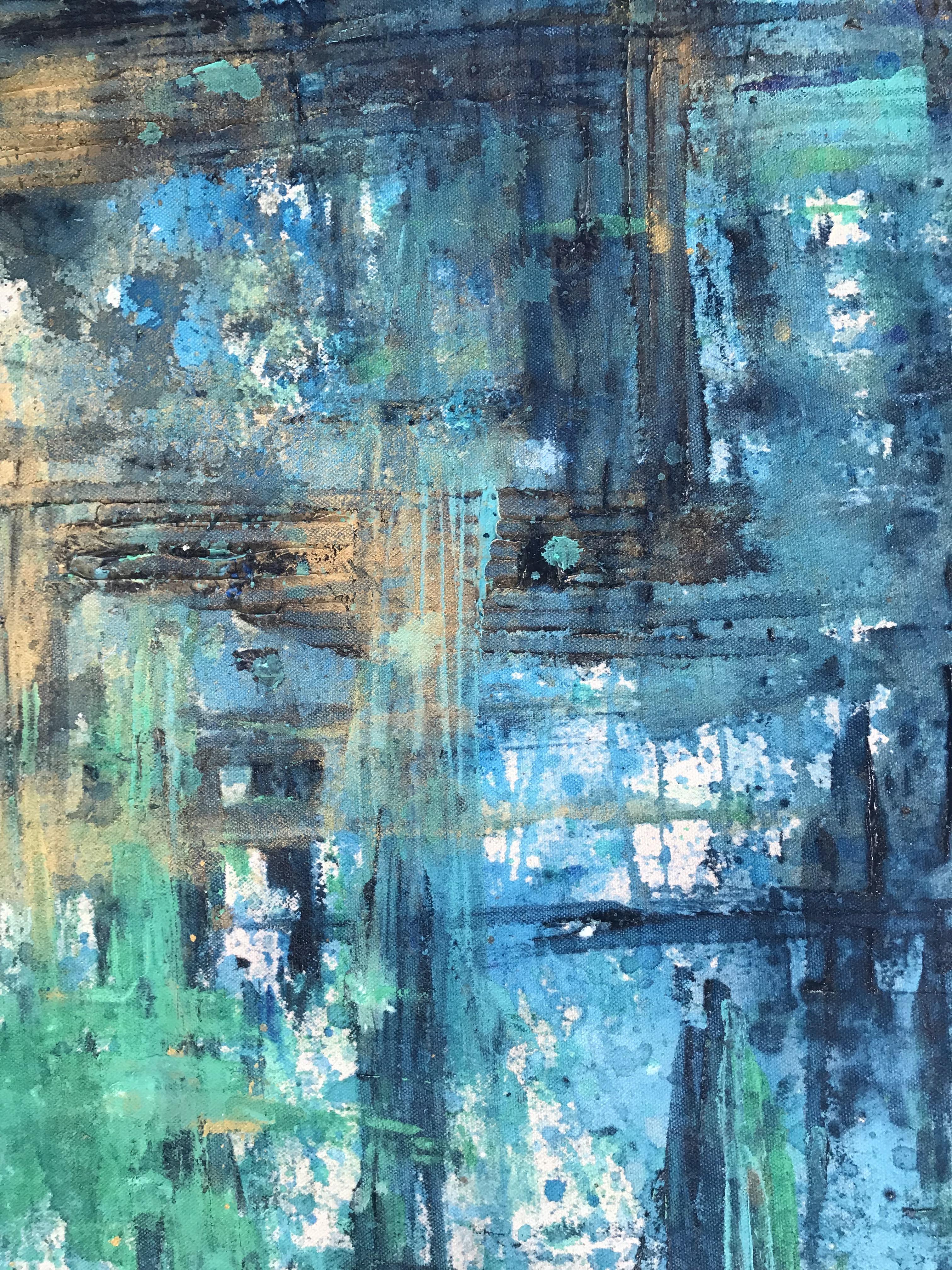 Emily Ballou Art - Part Canvas - Availab