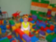 Гигантский конструктор Лего