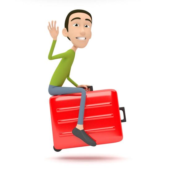 Bonhomme valise
