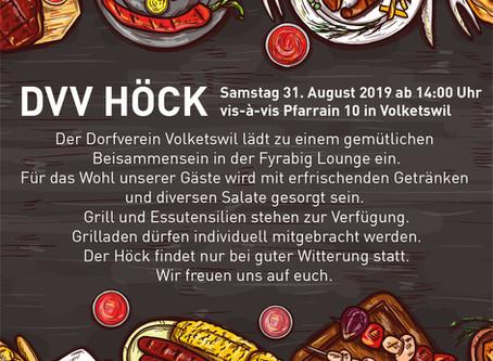 DVV Höck flyer
