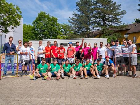Unihockeyturnier vom 15. Juni 2019