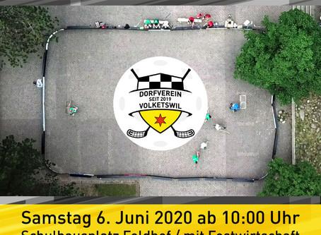 (Abgesagt) 3. Street-unihockeyturnier 2020