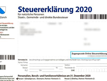 🆕 Steuererklärung komplett elektronisch ☁️