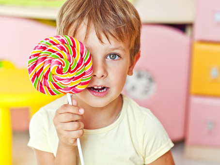 Creative Therapy Tools: Lollipops