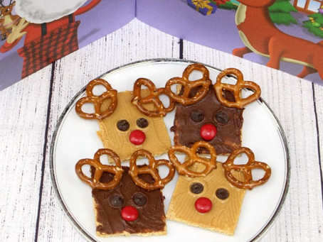 Easy & Healthy Christmas Snacks
