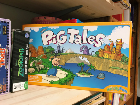Creative Therapy Tools: Pig Tales