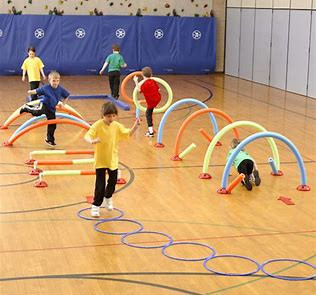 Creative Therapy Tools: Obstacle Courses