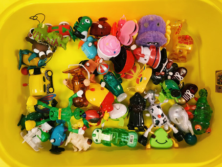 Creative Therapy Tools: Wind-Up Toys