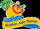 Healthier, Safer Tourism Stamp CARPHA