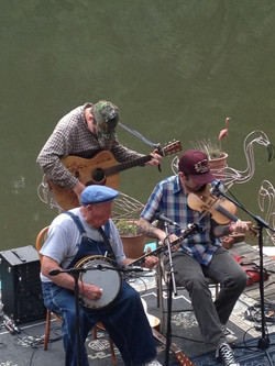 Lee Sexton Band at WLR
