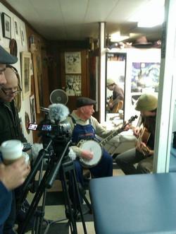 Invasion of the Film Crew