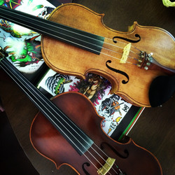 Fiddles and Flash
