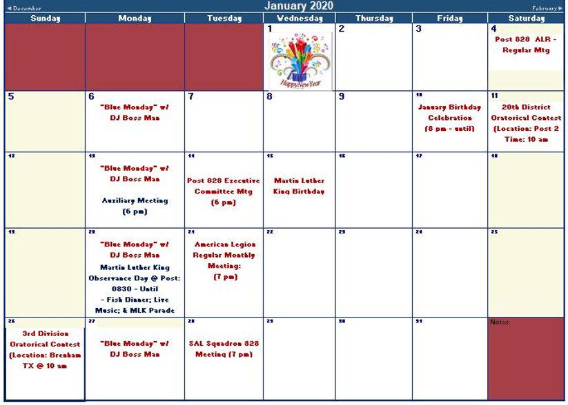 January 2020 Calendar (20191210v2).JPG
