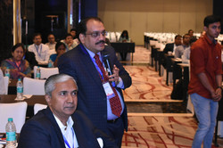 Faculty questioning faculty! Dr. Biju