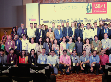 Highlights of 2019 ASTCT Meeting by the iNDUS BMT Group at Chennai, India