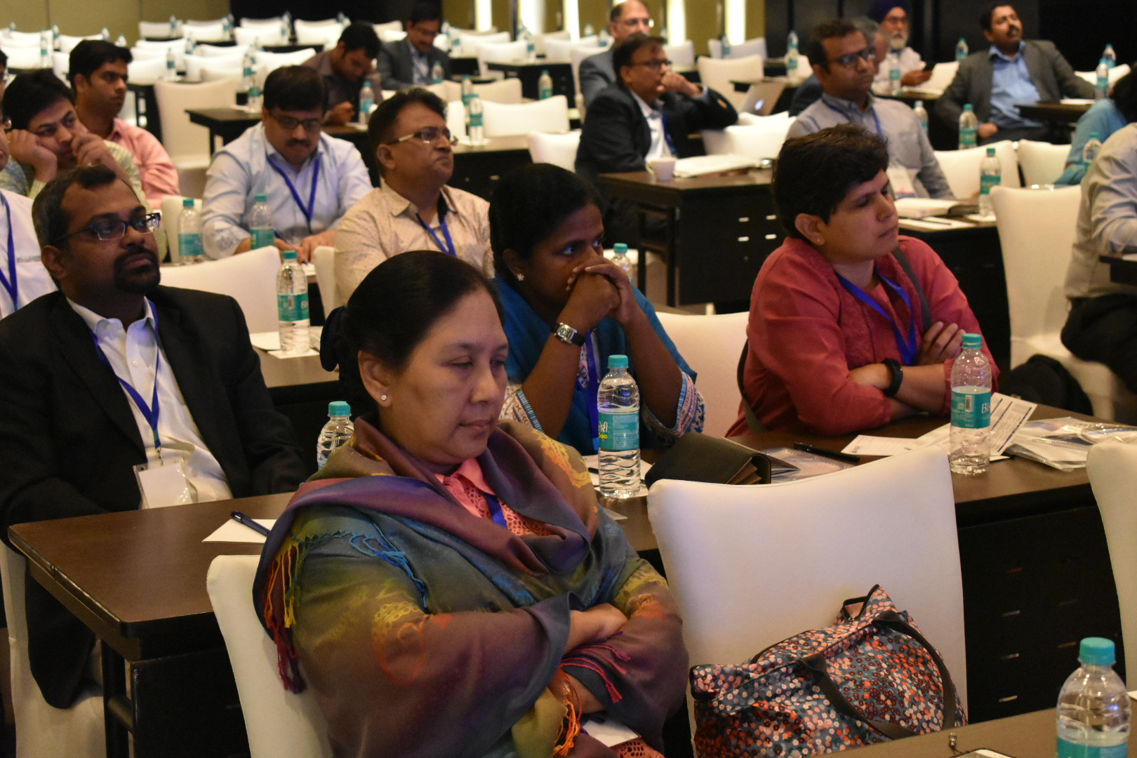 Respected Attendee from Myanmar