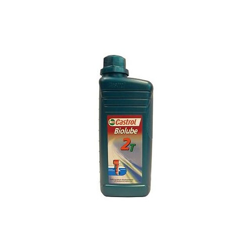 CASTROL BIOLUBE SYNTHETIC OIL 1 LT