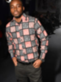 African print fashion - design your own - men shirt