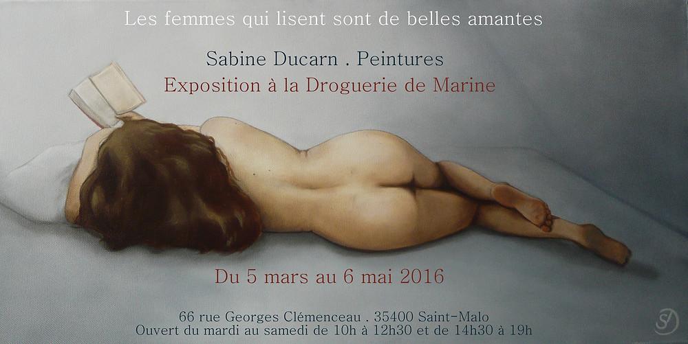 Il reste des affiches de l'exposition à vendre