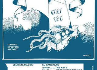 Expos et Concerts avec COEF180 !