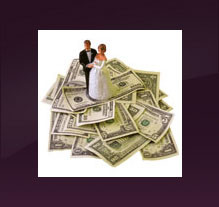 Giving cash for a wedding gift.....The fine line between not going broke & not looking cheap.
