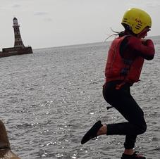 Pier jump